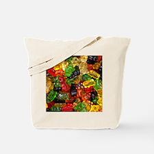 cute gummy bears Tote Bag