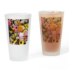 Cute Candy Drinking Glass