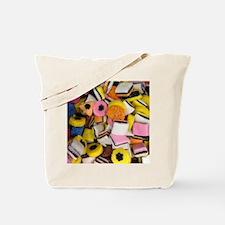 Cute Retro candy Tote Bag