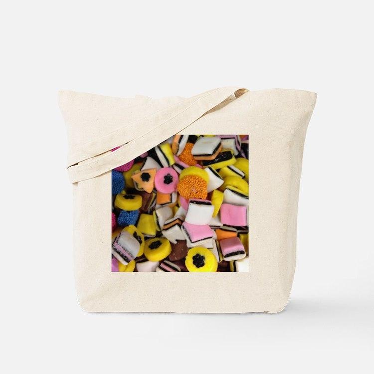 Cute Nostalgic Tote Bag
