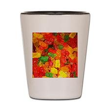 Cute Gummy bear Shot Glass