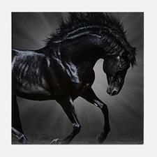 Dark Horse Tile Coaster