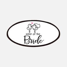 Sister of the Bride Patch
