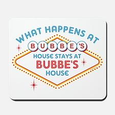 Las Vegas Stays At Bubbe's Mousepad
