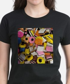 retro licorice candy T-Shirt