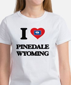 I love Pinedale Wyoming T-Shirt