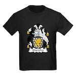 Marples Family Crest Kids Dark T-Shirt