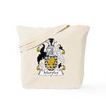 Marples Family Crest Tote Bag