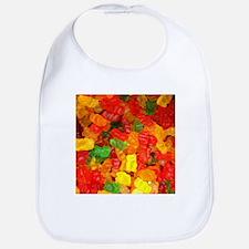 vintage gummy bears Bib