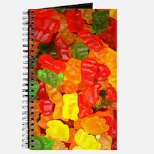 vintage gummy bears Journal