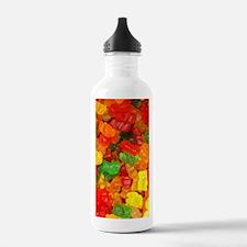 vintage gummy bears Sports Water Bottle