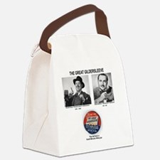 THE GREAT GILDERSLEEVE - OLD TIME Canvas Lunch Bag