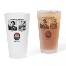 THE GREAT GILDERSLEEVE - OLD TIME R Drinking Glass