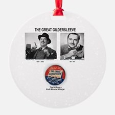 THE GREAT GILDERSLEEVE - OLD TIME R Ornament