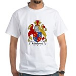 Marlowe Family Crest White T-Shirt