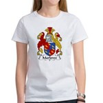 Marlowe Family Crest Women's T-Shirt
