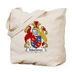 Marlowe Family Crest Tote Bag