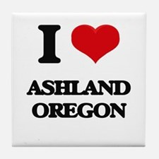 I love Ashland Oregon Tile Coaster