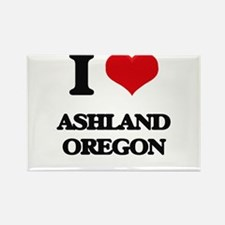 I love Ashland Oregon Magnets