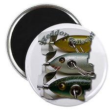 """Heddon Collector 2.25"""" Magnet (10 pack)"""