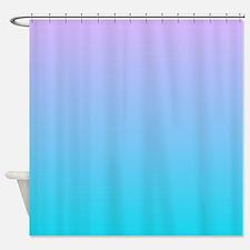 Purple Ombre Shower Curtains Purple Ombre Fabric Shower
