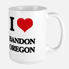 I love Bandon Oregon Mugs