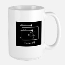 Audio Basics #1 Mugs