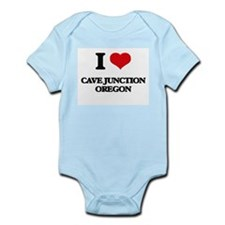 I love Cave Junction Oregon Body Suit