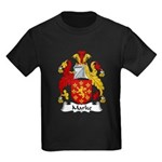 Marke Family Crest Kids Dark T-Shirt