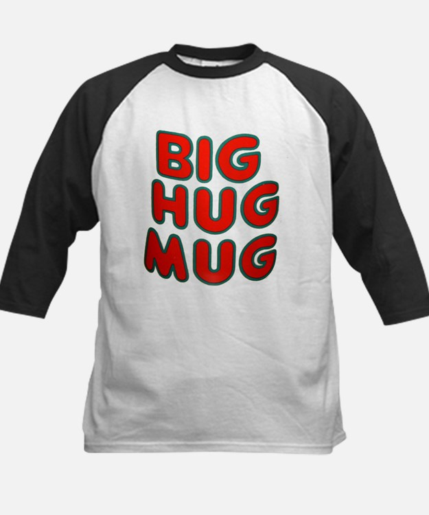 big hug mug Baseball Jersey