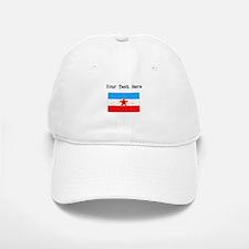 Yugoslavia Flag Baseball Baseball Baseball Cap
