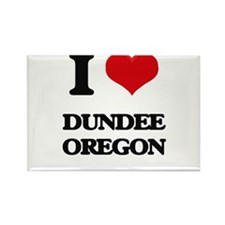 I love Dundee Oregon Magnets