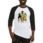 March Family Crest Baseball Jersey