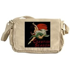 Crawfish Season, Joy of Dance Messenger Bag