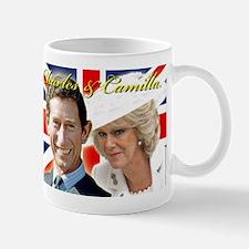 Funny British royal family Mug