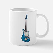 Electric Guitar Blue Mugs