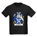 Mappin Family Crest Kids Dark T-Shirt