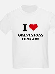 I love Grants Pass Oregon T-Shirt