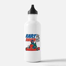 Kart Racer Water Bottle