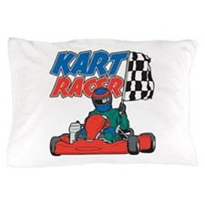 Kart Racer Pillow Case