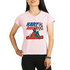 Kart Racer Performance Dry T-Shirt