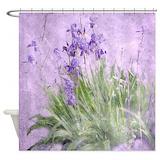 Iris Shower Curtains