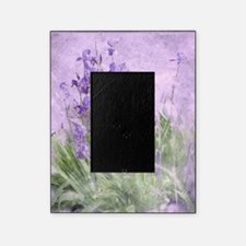 Purple Irises Picture Frame
