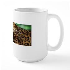 Growling Leopard Mugs