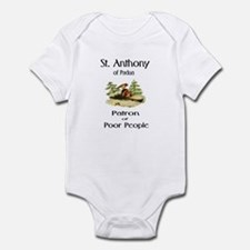 St. Anthony of Padua Infant Bodysuit