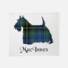 Terrier - MacInnes Throw Blanket