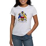 Manners Family Crest Women's T-Shirt