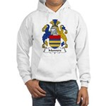 Manners Family Crest Hooded Sweatshirt