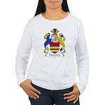 Manners Family Crest Women's Long Sleeve T-Shirt