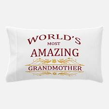 Grandmother Pillow Case